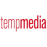 Logo der Firma tempmedia