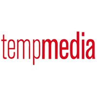 Logo der Firma tempmedia