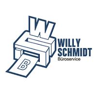 Logo der Firma Willy Schmidt BüromaschinenService - Technischer Support für Kopierer Drucker Scanner und Toner